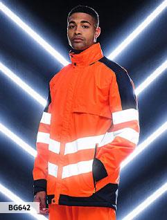 Safety Jackets & Pants