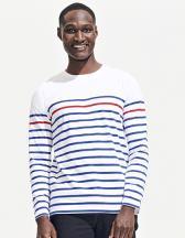 Men´s Long Sleeve Striped T-Shirt Matelot